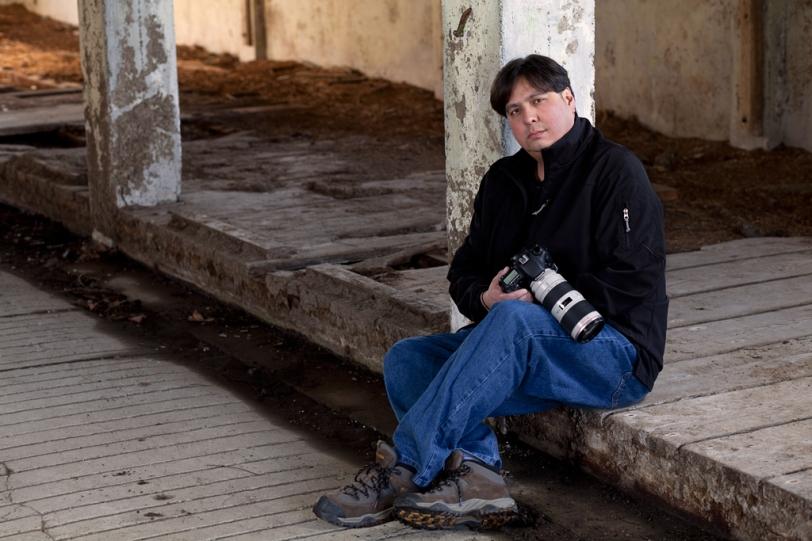 David Williams Photography Self Portrait