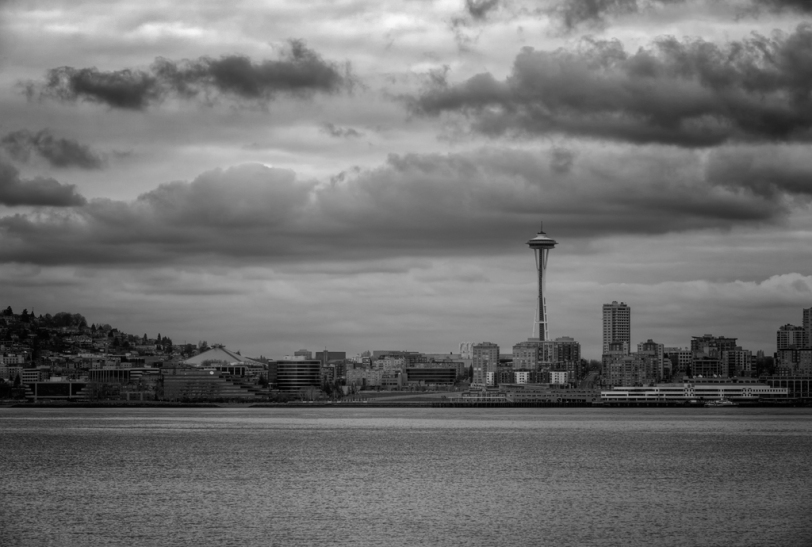 David Williams Photography Space Needle