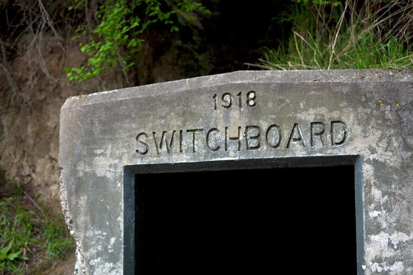 David Williams Photography Switchboard Fort Casey