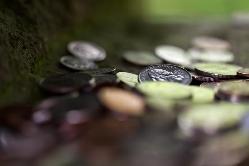 David Williams Photography Coins Canon