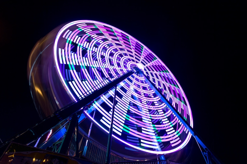 David Williams Photography Ferris Wheel Fun