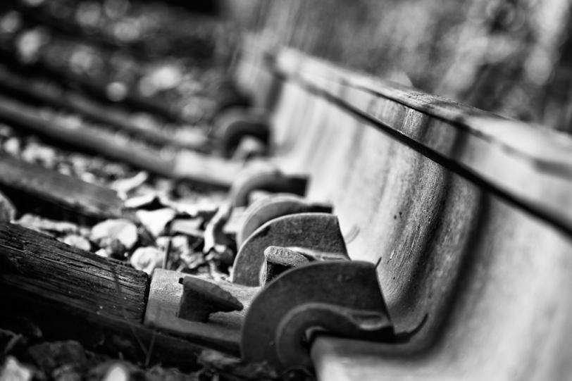 David Williams Photography I Hear The Train