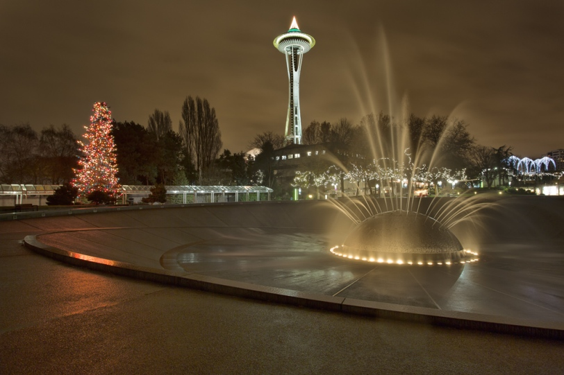 David Williams Photography Seattle Space Needle