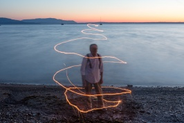 David Williams Photography Light Painting 2