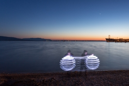 David Williams Photography Light Painting 3