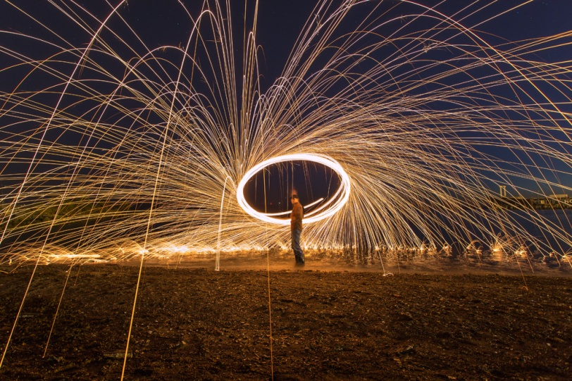 David Williams Photography Steel Wool