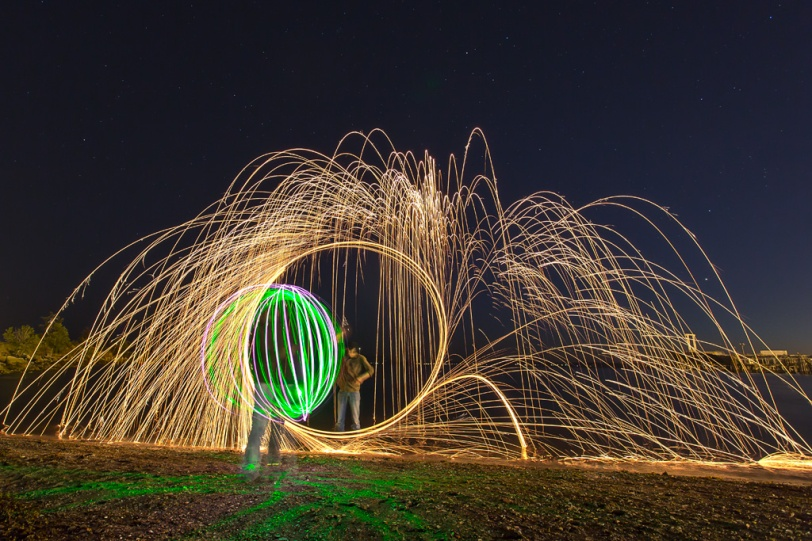 David Williams Photography Steel Wool Part III
