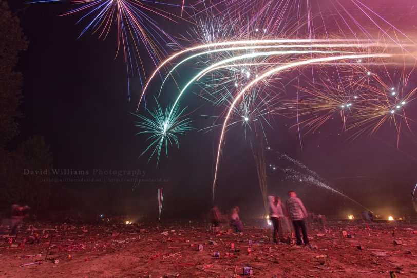 David Williams Photography BoomCity Fireworks