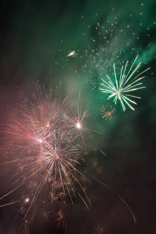 David Williams Photography Fireworks!