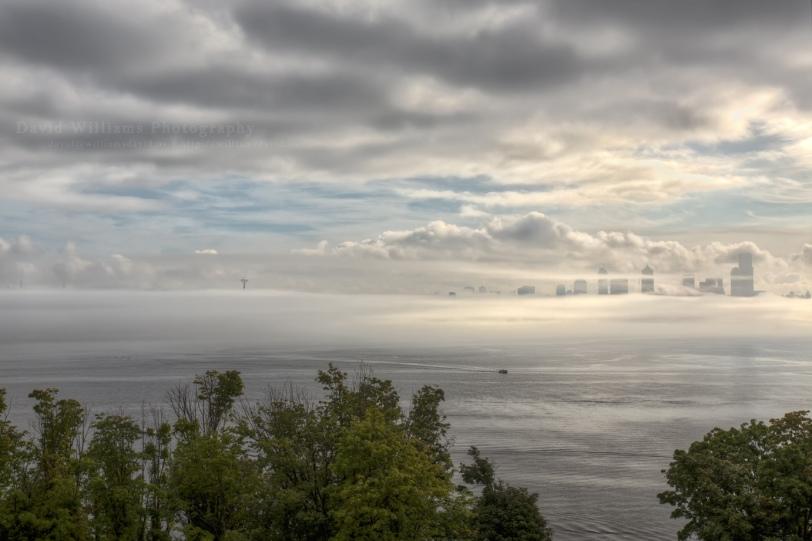 David Williams Photography WW Seattle Fog