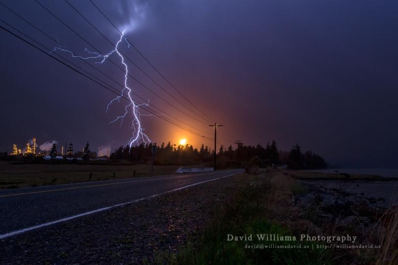 David Williams Photography Lightning