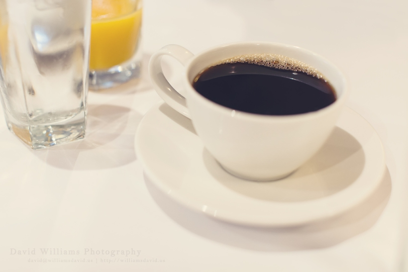 David Williams Photography Coffee