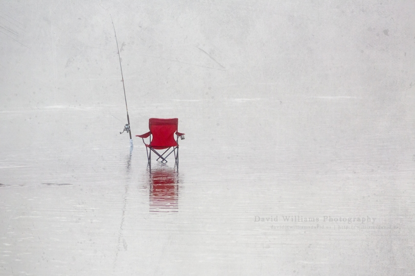 David Williams Photography The Red Chair
