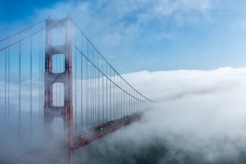 David Williams Photography Golden Gate Bridge