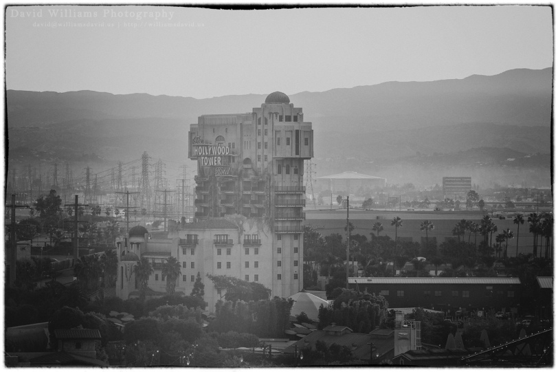 David Williams Photography hollywood tower