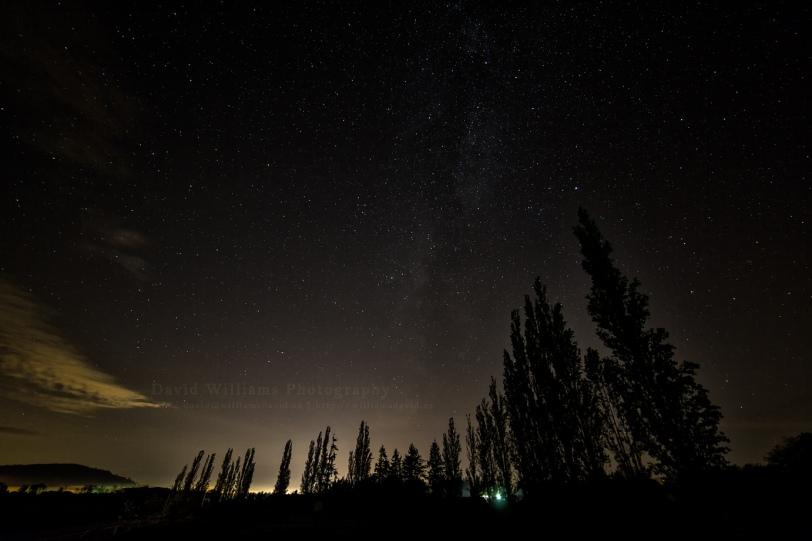 David Williams Photography Night Sky