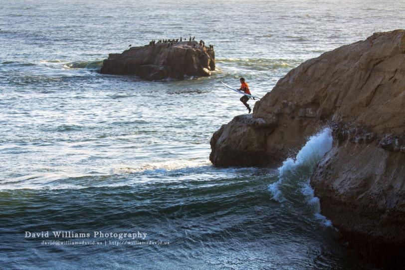 David Williams Photography Jump