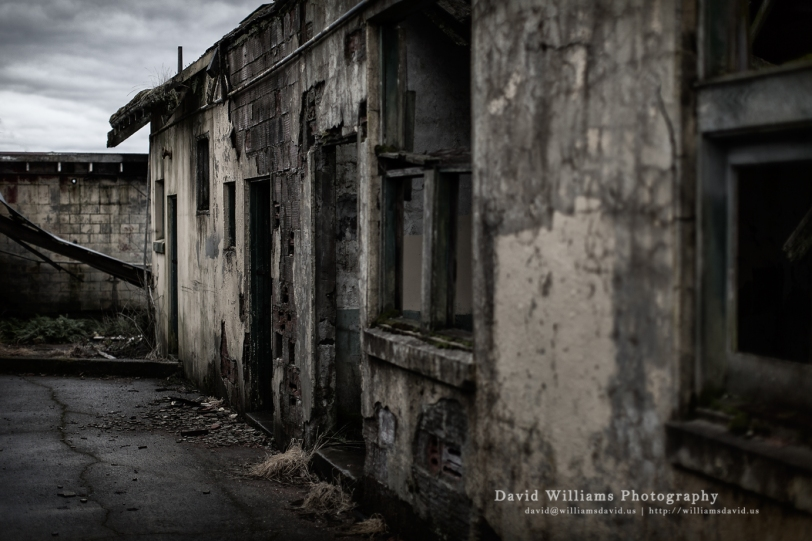 David Williams Photography Dilapidated