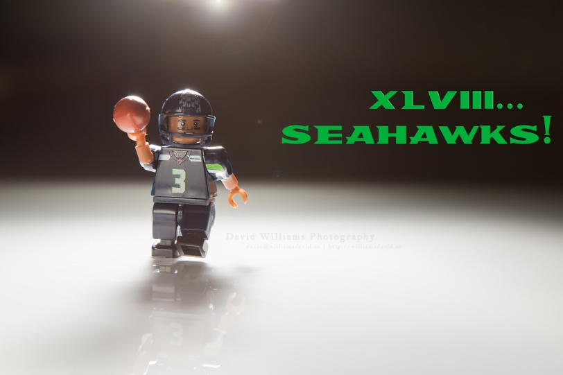 David Williams Photography Seahawks Wilson!