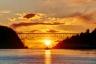 David Williams Photography Boat Sunset