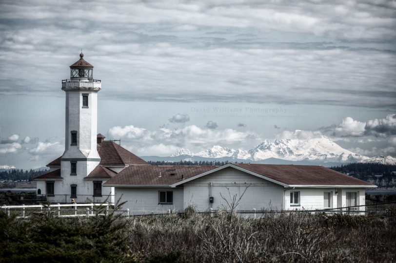 David Williams Photography Point Wilson Lighthouse