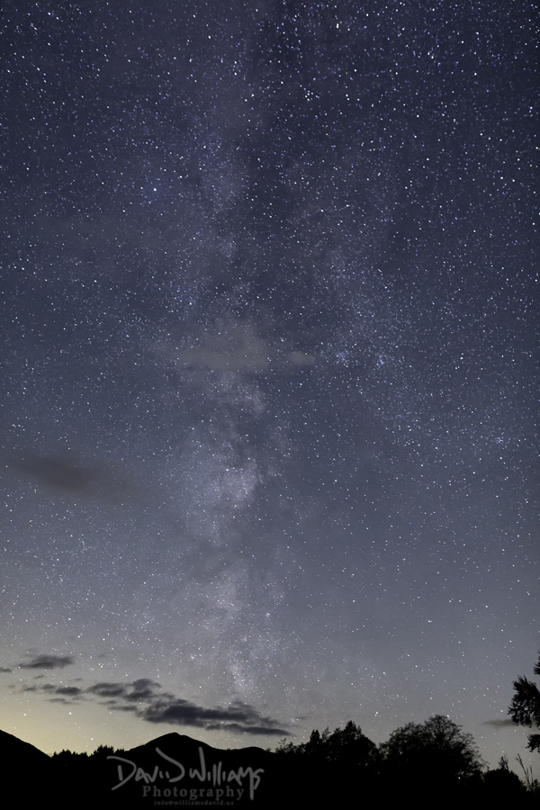 Night Sky, David Williams Photography
