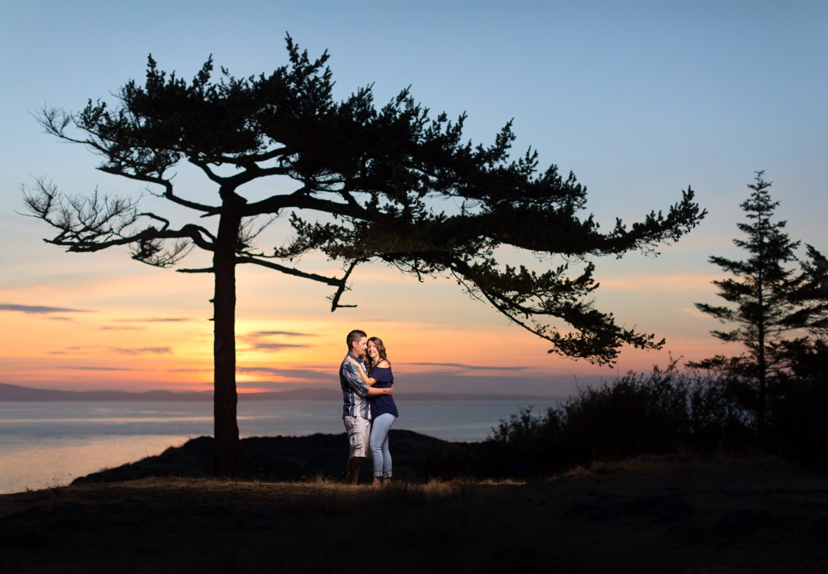 Sunset Engagement Session